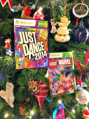 Just Dance 2014 Lego Marvel