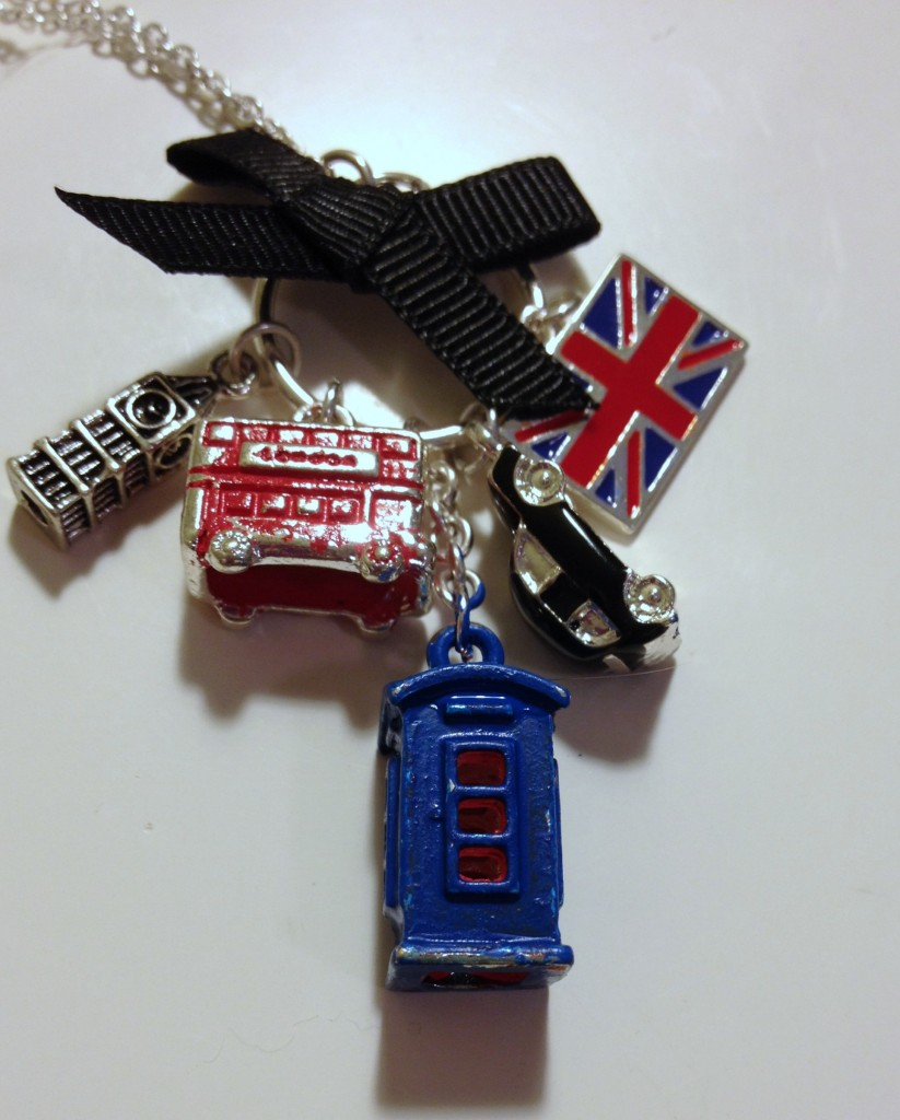 Tardis Necklace Revamp