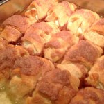 Mountain Dew Apple Dumplings fresh from the oven