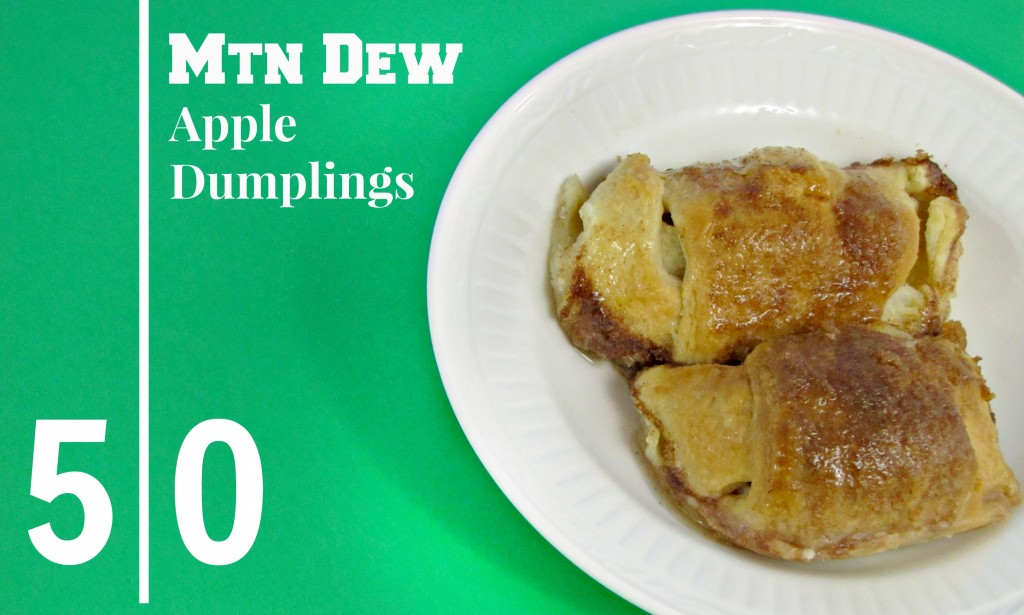 Moutain Dew Apple Dumplings Recipe