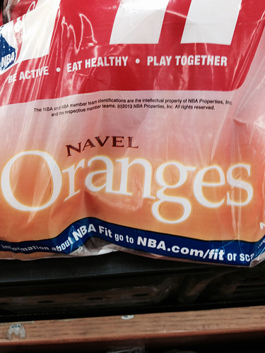 Navel Oranges at Walmart