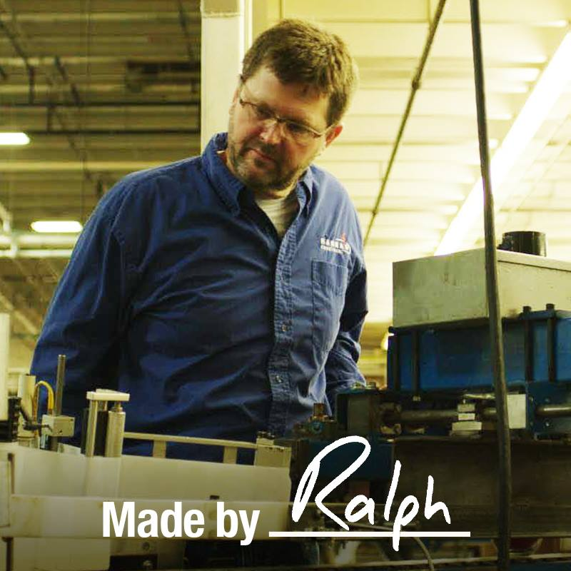 """Working here gives me a sense of pride … I work hard to deliver a high level of quality for customers."" –Ralph, a worker at Hanna's Candles, a Walmart supplier in Fayetteville, Arkansas. Walmart is proud to have Hanna's Candles as a supplier and is proud to invest in products that support American jobs."
