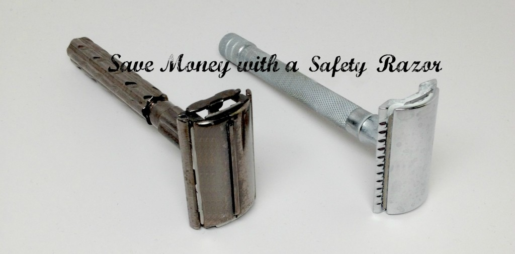 Save Money with a Safety Razor