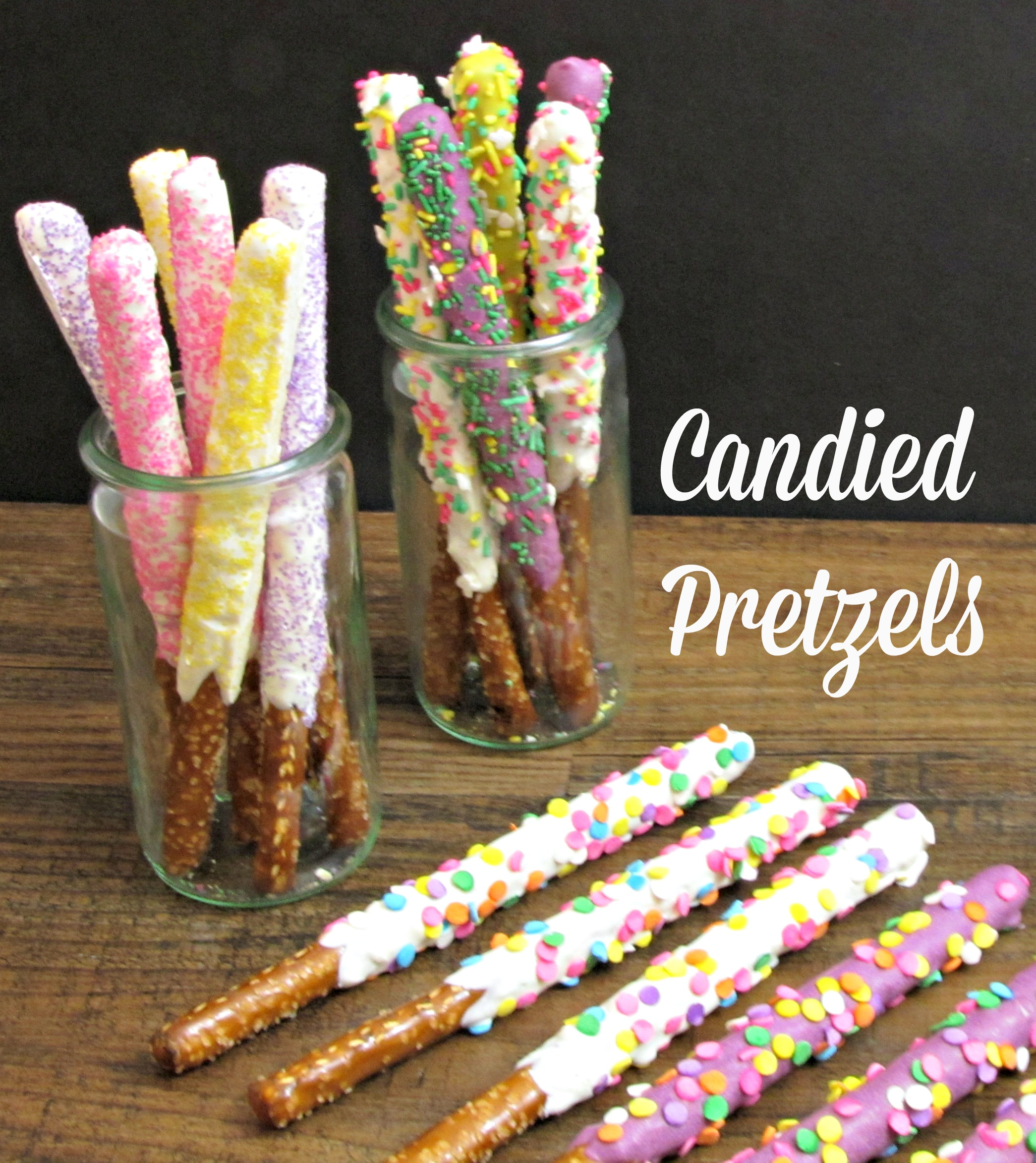 How to Make Party Perfect Candied Pretzels | Frugal Upstate