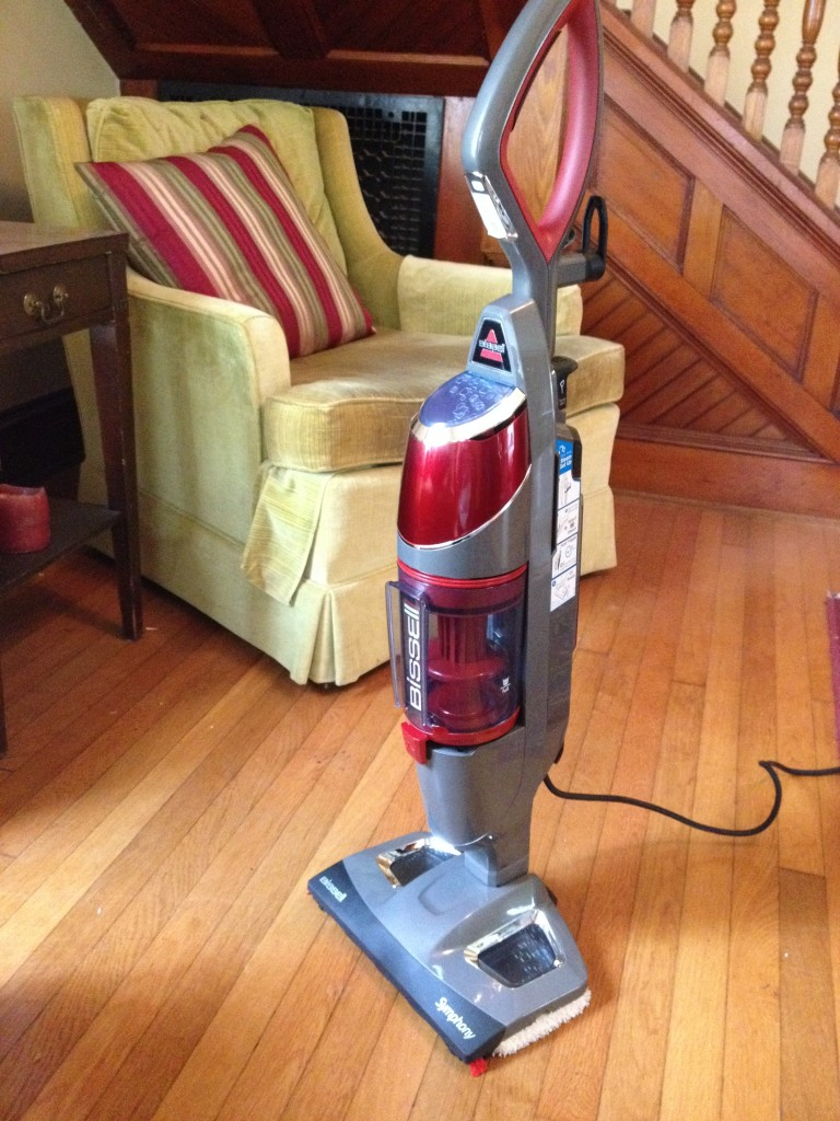Symphony All In One Vacuum And Steam Mop Frugal Upstate