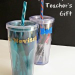 Cup of Sharpies Teacher Gift