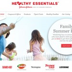 Healthy Essentials for Summer from Johnson and Johnson
