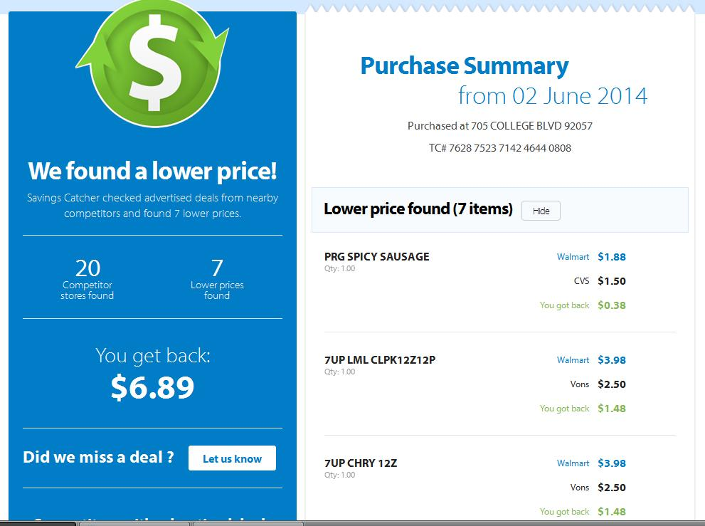For all the Walmart shoppers out there, this has the potential to save you a bunch of money! This looks like a great new savings option for those of you who use Walmart for a lot of your shopping.