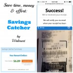 Save Time, Money and Effort with Walmart's Savings Catcher!