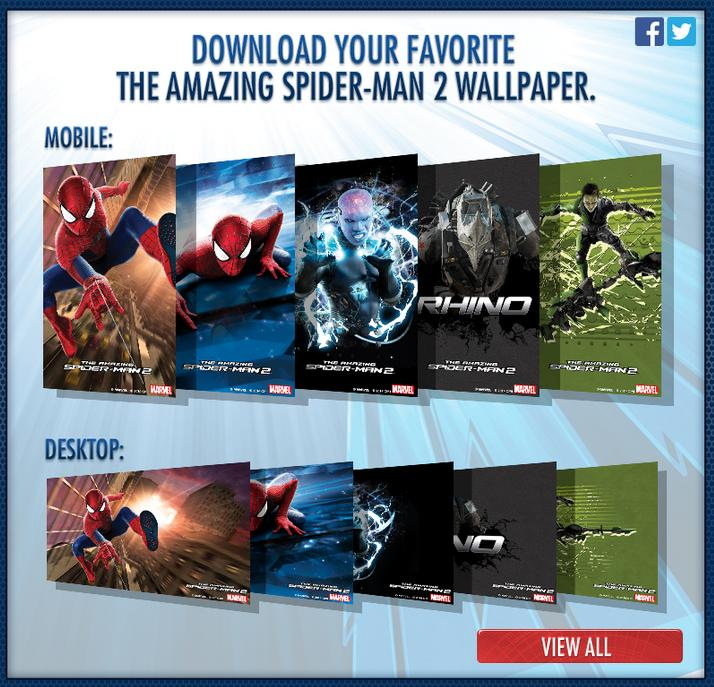Free Spider-Man 2 Wall Paper