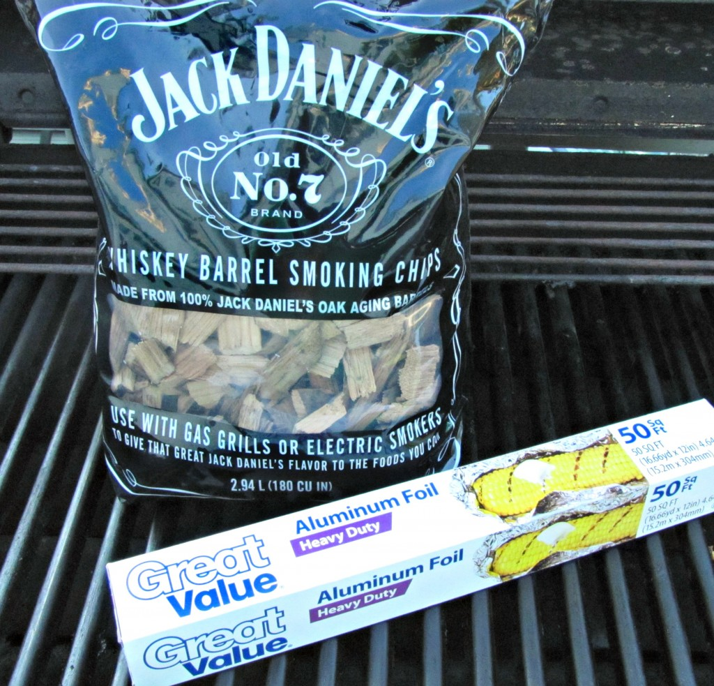 Jack Daniel's Whiskey Barrel Smoking chips