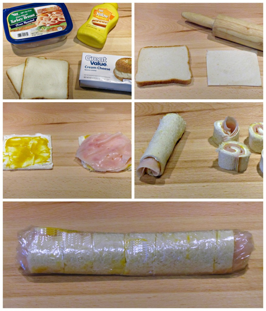 Making Easy Sandwich Rolls