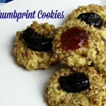 Thumbprint Cookies Recipe -- A great use for leftover jam