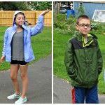 Back to school Raincoats from Zappos