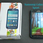 For the Sport Enthusiast: The Samsung S 5 Sport from Sprint!