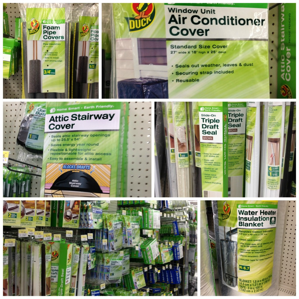 Duck Weather Proofing Products available at Walmart