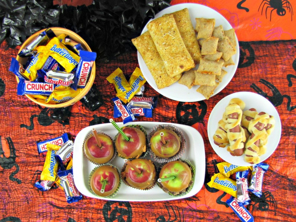 Halloween Party Snacks from Walmart