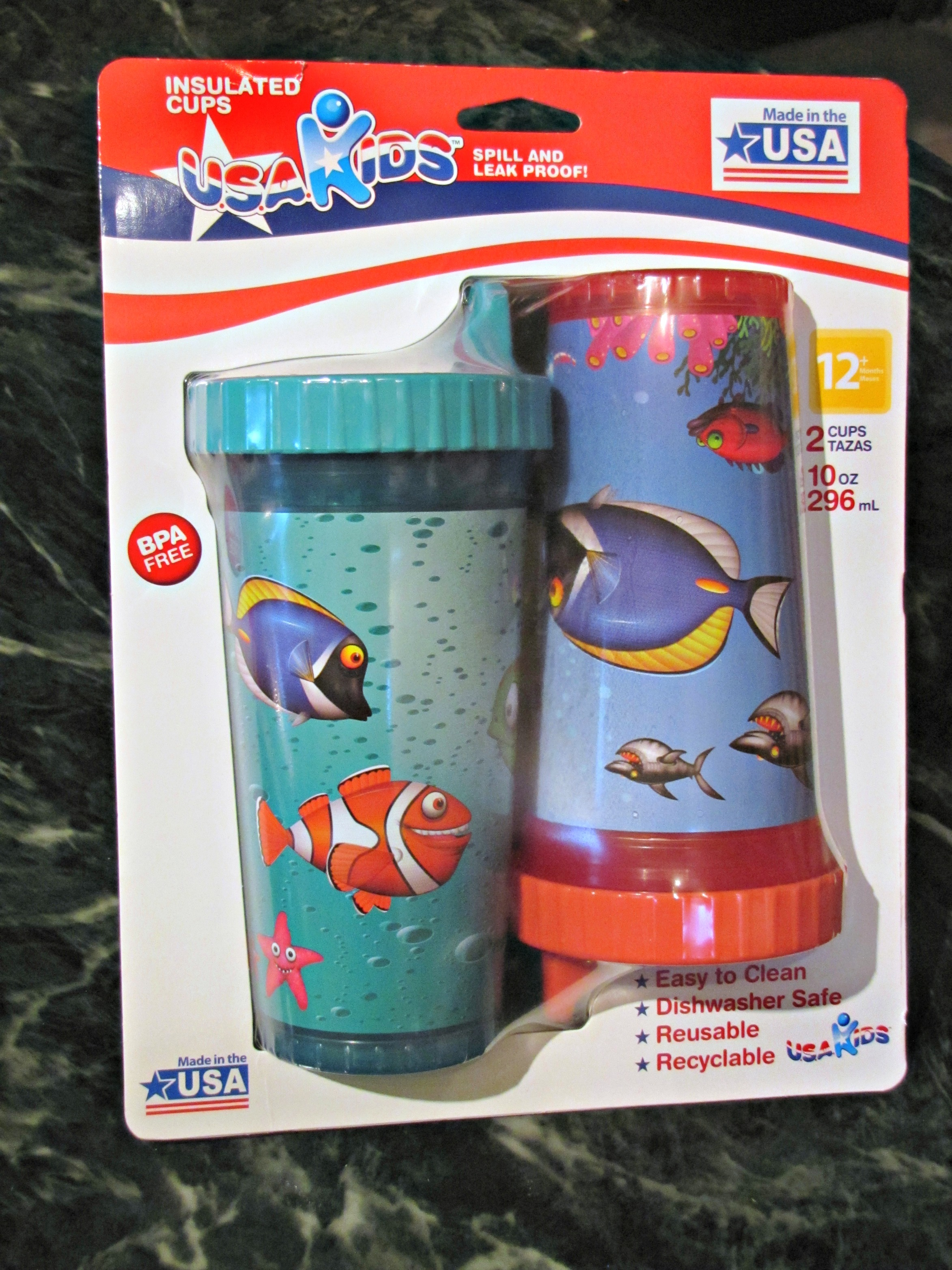 08e5d53a8 Made in the USA ~ USA Kids Sippy Cups - Frugal Upstate