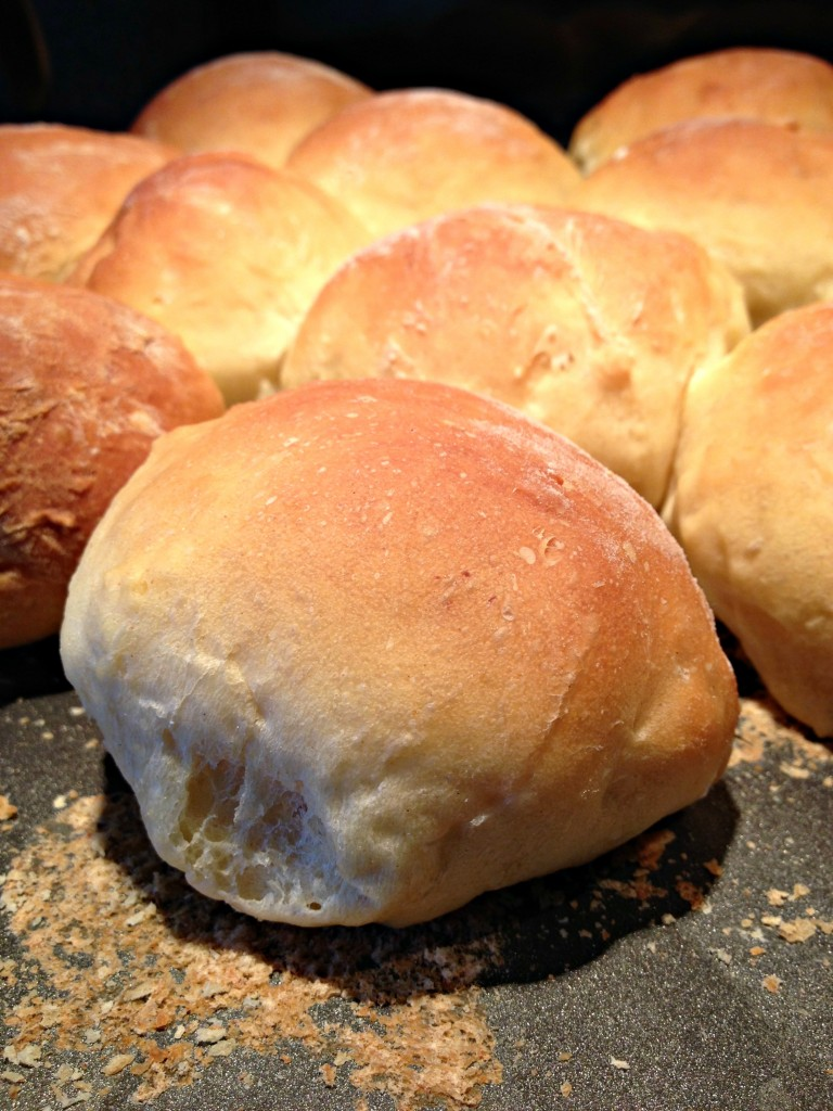 dinner roll bread machine