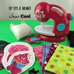 Top Toys for Christmas: Sew Cool Threadless Sewing Machine