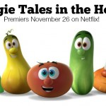 Veggie Tales in the House!