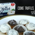 Greek Cream Cheese Cookie Truffles!
