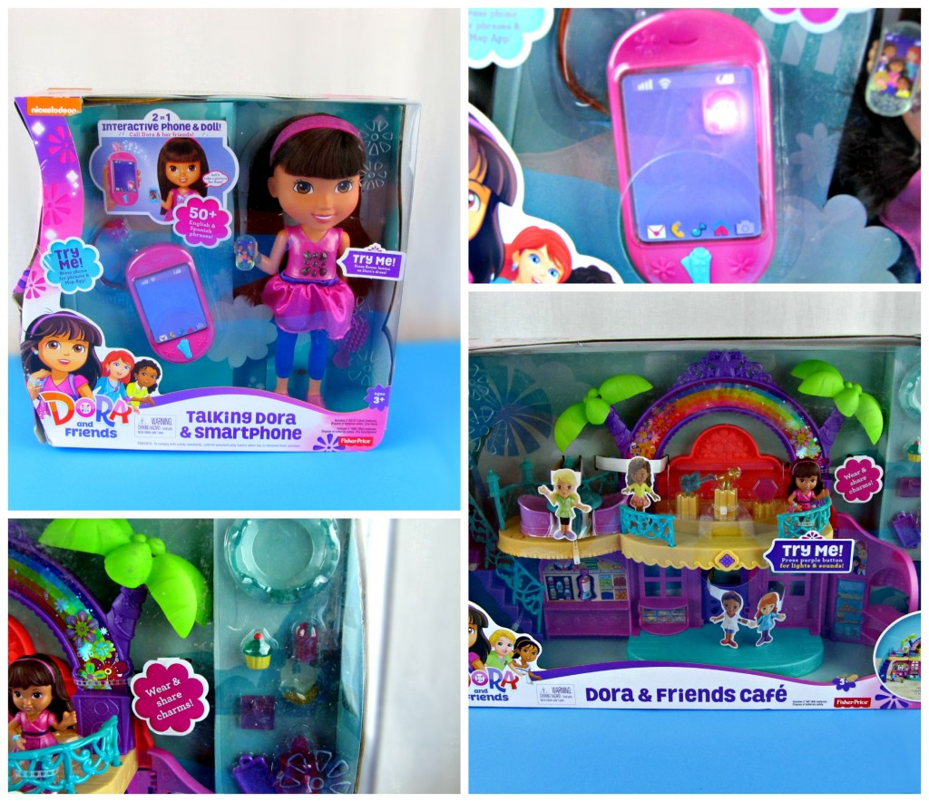 Dora and Friends Toys at Walmart