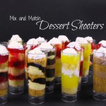 Mix and Match Dessert Shooters