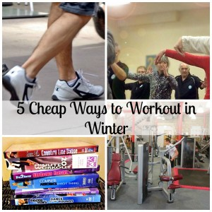 5 Cheap Ways to Workout in Winter