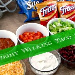 Gameday Walking Taco Bar