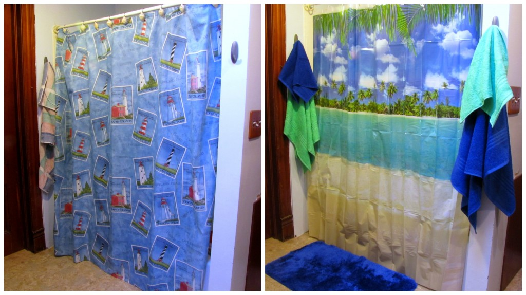 Kids Decor from Walmart-an updated bathroom