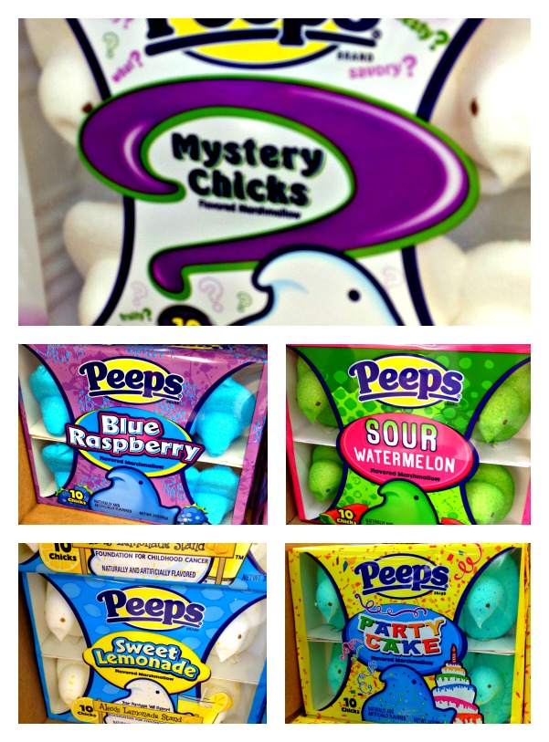 Peeps now come in all flavors