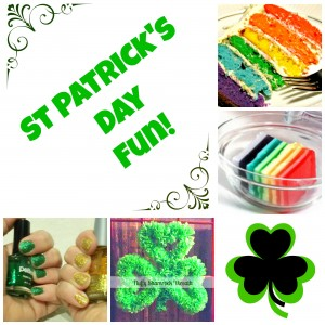 St Patricks Day Ideas from Frugal Upstate