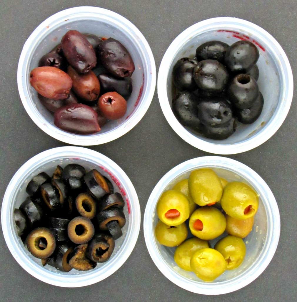 Delicious Olives to Go