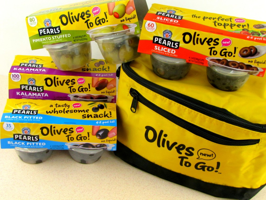 Olives to Go -- At Walmart