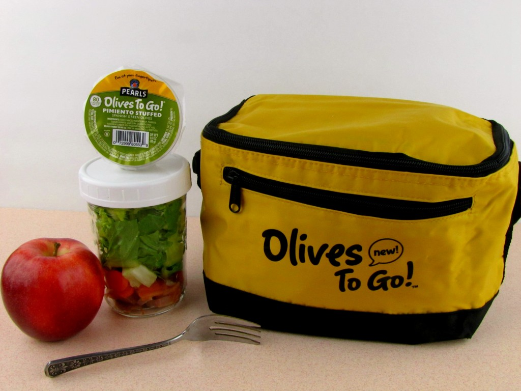 Olives to Go are great in lunches