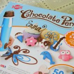 Chocolate Pen from  Candy Craft -- at Walmart