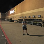 Midnight at Walmart