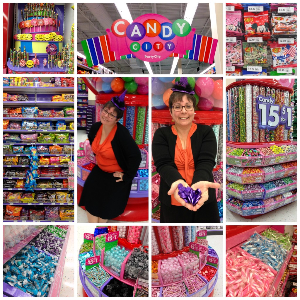 Candy City at Party City