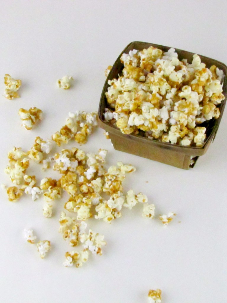 Caramel Corn Recipe for Gametime Snacking!