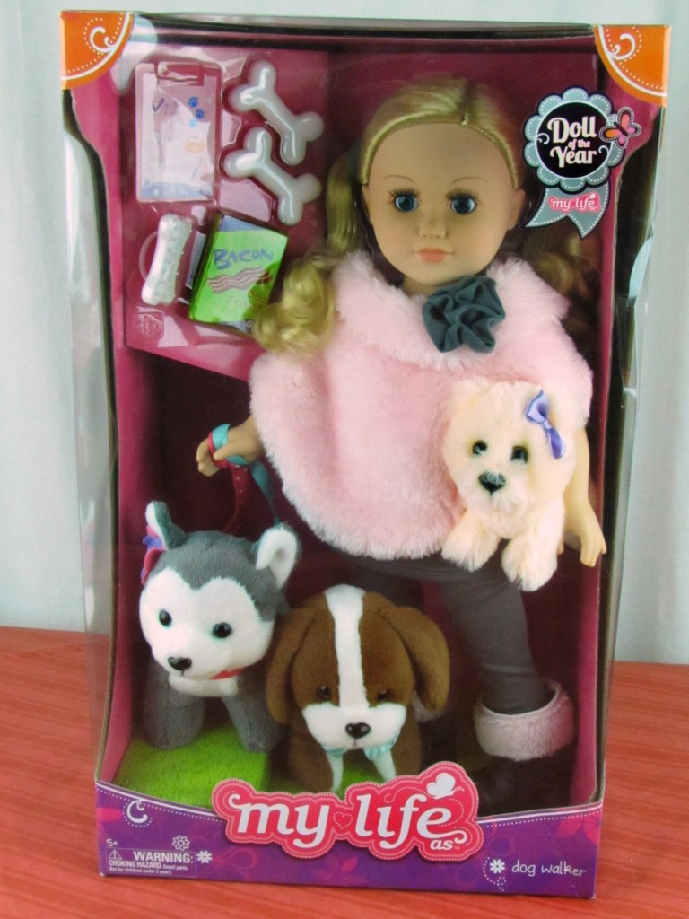 My LIfe as -- Dog Walker Doll of the Year