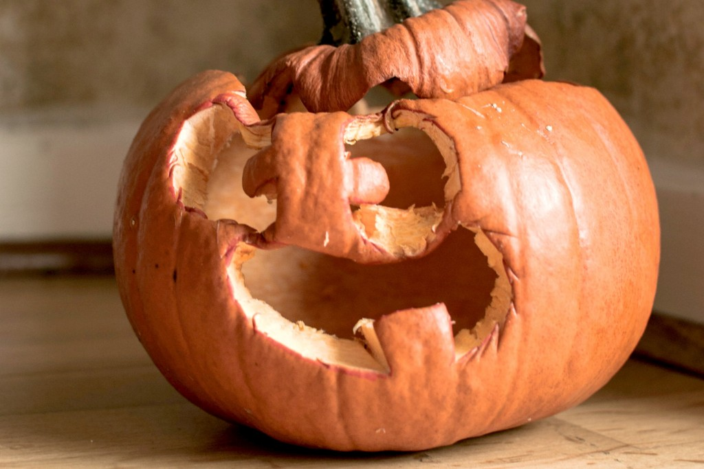 Rotting Pumpkin a