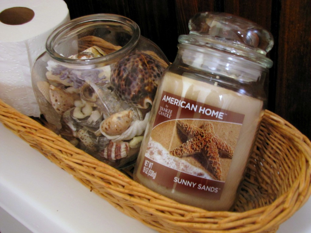 Yankee Candles For A Guest Ready Bathroom