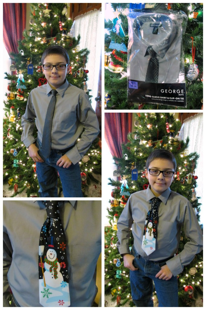 Holiday wear for your young man