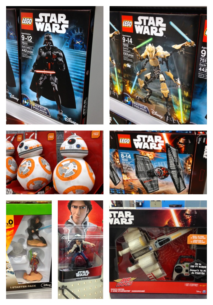 Star Wars Toys Walmart : Star wars is coming frugal upstate