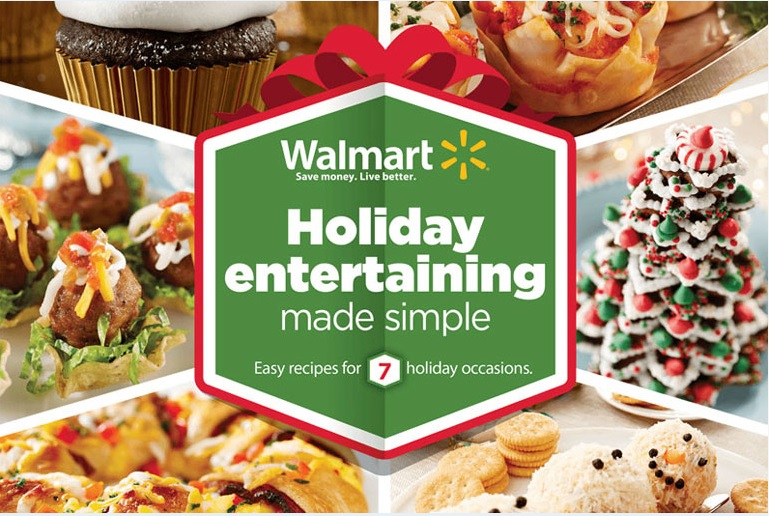 Walmart Entertaining Made Simple