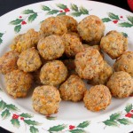 Sausage Ball Appetizers