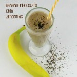 5 Benefits of Healthy Smoothies (With Banana Chocolate Chia Smoothie Recipe!)