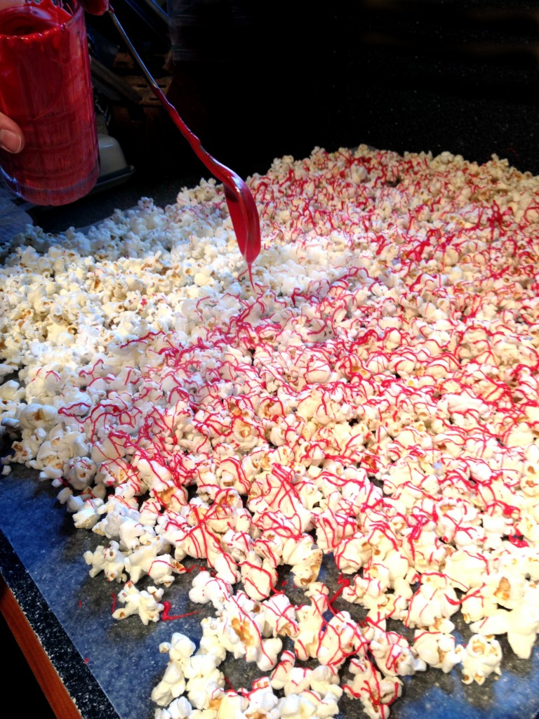 Drizzling Party Popcorn