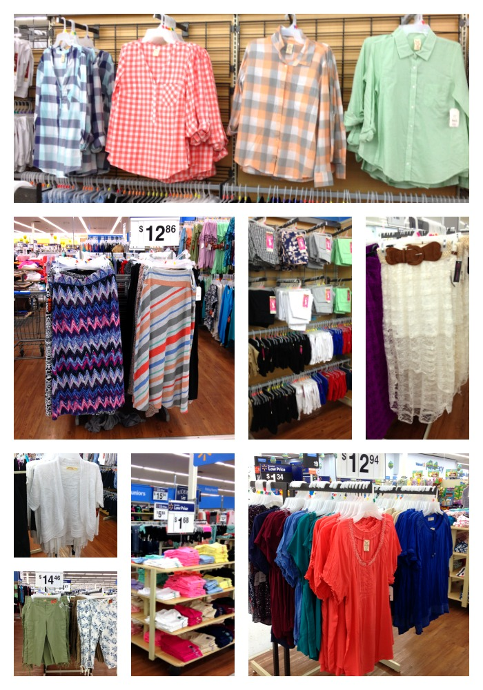 Spring Fashion at Walmart